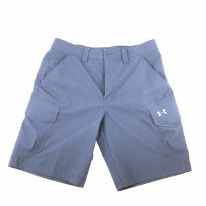 Under Armour Shorts Chino Golf Pants Heatgear